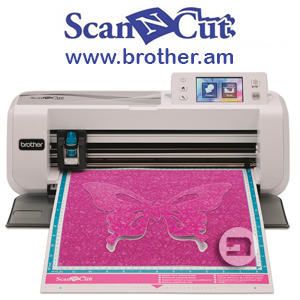 ������� Brother ScanNCut CM 300